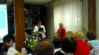 preview picture of video 'Društvo U3 Trbovlje - Zaključek šolskega leta 2010/2011'