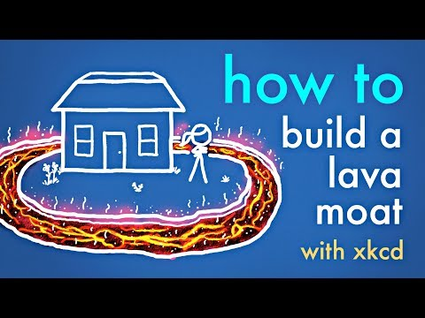 Building Your Own Lava Moat