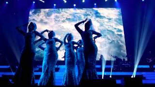 Boyzone BZ20 Tour (Wembley Arena 21/12/2013) - Opening + Nothing Without You