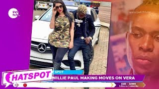 Is Willy Paul Making A Move On Vera Sidika