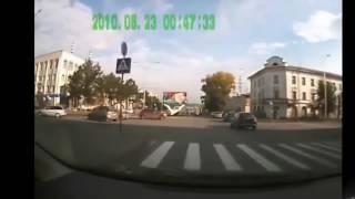 Авто приколы Дебилы и тупни на дороге
