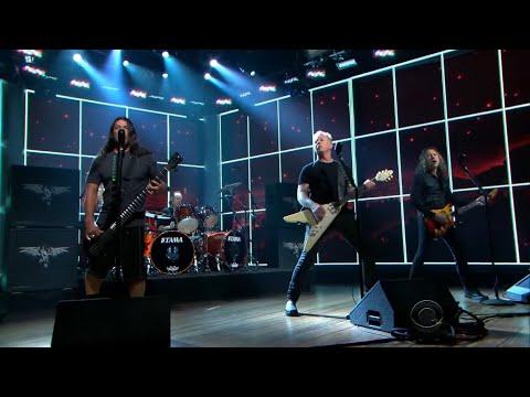 Metallica live on TV [HD]