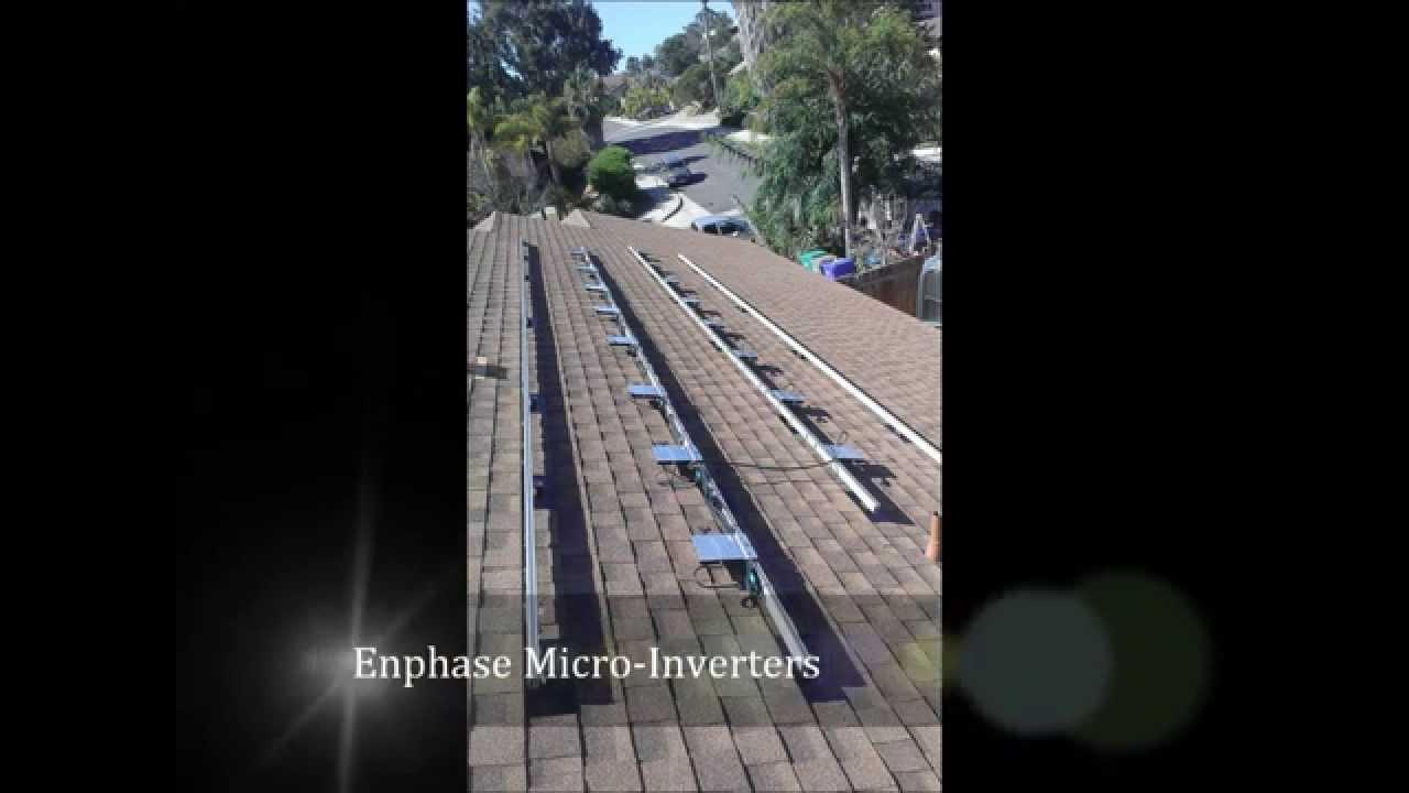 Oceanside Solar Installation