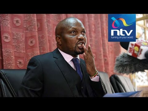 Moses Kuria says he initiated meeting linked to Ruto's alleged assassination plot