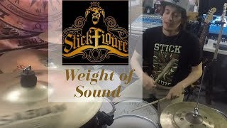 Gambar cover Stick Figure | Drum Cover | Weight of Sound (feat. TJ O'Neill)