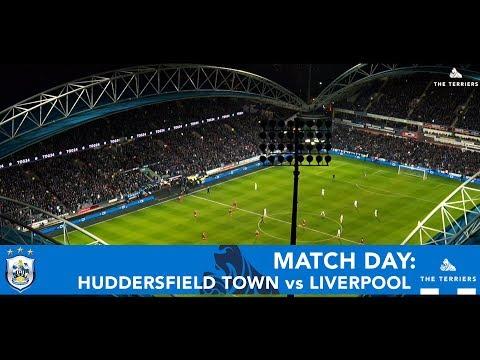 MATCH DAY: Huddersfield Town vs Liverpool