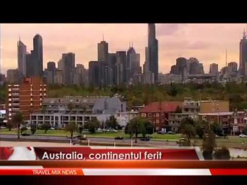 Australia, continentul ferit