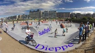 preview picture of video 'SkatePark Dieppe by HDLC.Productions'