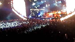 Eminem & Trick Trick LIVE at Comerica Park Detroit - Welcome To Detroit City