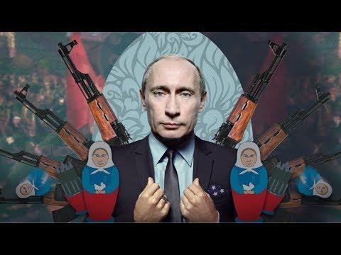 ПОНТЫ ПОДРОСТКА-ПЕРЕРОСТКА (Путин)