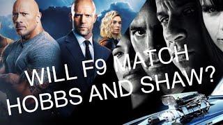 Multiplex Loves Movies #24: F9 Teaser, Eternals and Captain Marvel News