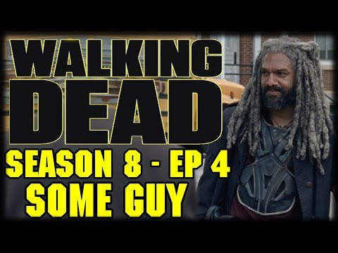 "The Walking Dead Season 8 Episode 5 - SHIVA'S DEATH Explained (""Some Guy"" Recap and Review)"