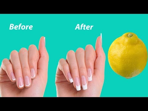 In just 5 Days Grow Long & Strong Nails Fast At Home   Super fast ...