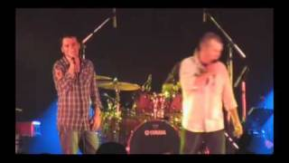 Jimmy Barnes / Adam Brand - The Weight - Live