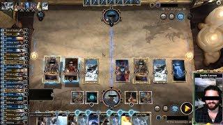 An Insane Control VS Control Game (feat. Taleteller)   Elder Scrolls Legends