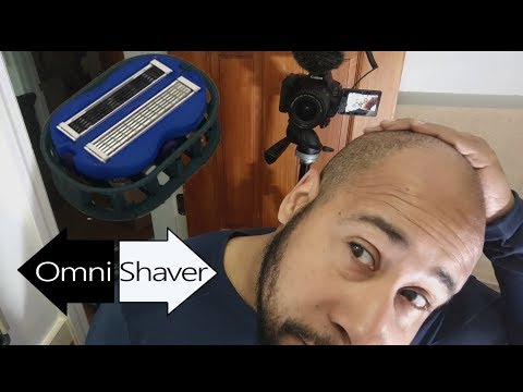 OmniShaver Review and Speed Shave Test