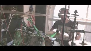 Volbeat   Parasite (Drum Cover)