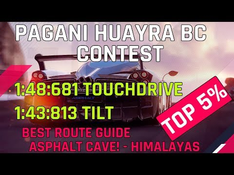 Pagani Huayra BC Contest & Multiplayer Videos
