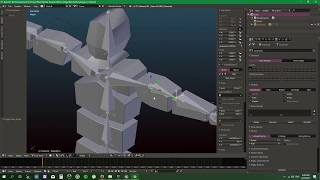 how to make a character in blender for unreal engine 4