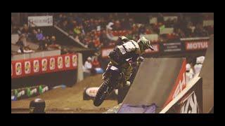 Joan Cros en el Supercross de Lyon |VÍDEO