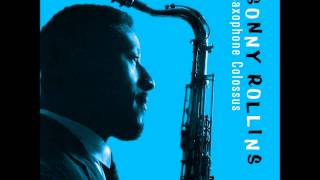 Miles Davis Quintet with Sonny Rollins - But Not For Me (1954)