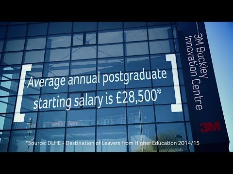 University of Huddersfield video