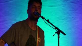 """Joseph Arthur 9.24.16 """"Ashes Everywhere"""" At Colectivo Coffee In The Back Room, Milwaukee."""