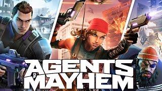Agents of Mayhem - ПЕРВЫЙ ВЗГЛЯД ОТ БРЕЙНА