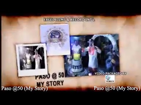 Paso @50 (My Story) coming soon on ExcelTv