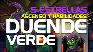 Duende Verde a RANGO 3 de 5 ESTRELLAS! | Marvel Batalla de Superhéroes