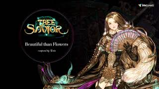 Kevin_Beautiful Than Flowers (Tree Of Savior OST)
