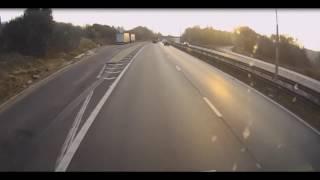 Смотреть онлайн ДТП на трассе со смертью людей