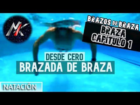 APRENDER A NADAR 1x10 (1/2): Brazada de Braza