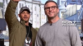 Video thumbnail for Tom Hardy Live from the Set