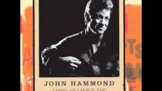JOHN HAMMOND (N.Y , U.S.A) - Lookin' For Trouble
