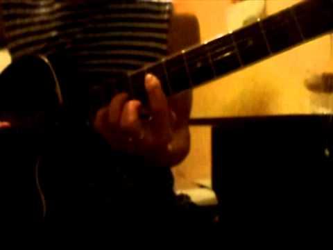 Елена Камбурова - Разлука (к/ф Гардемарины, вперед!) (кавер на акустической гитаре)