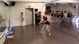 Cours classique supérieur grand saut