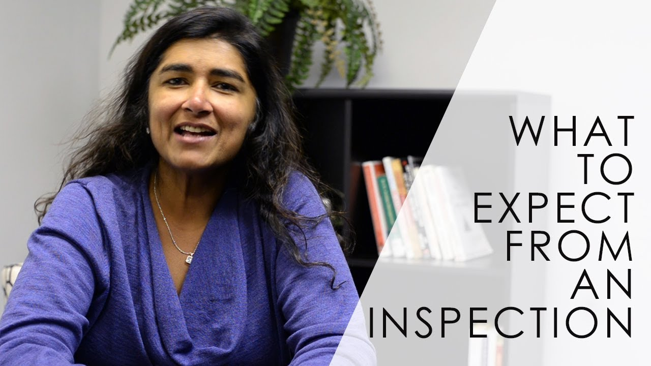 The Inspection Process Is All About Give and Take