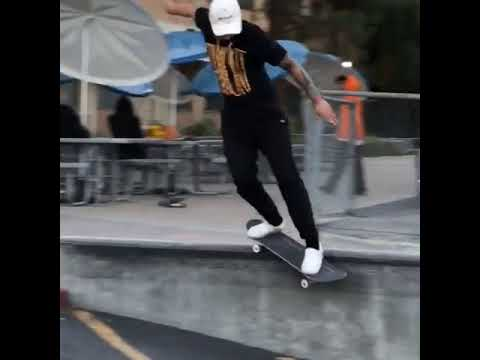 Sugar Skateboards - Jason Nguyen BS Smith Grind Pop Out - Marko Jazbinsek