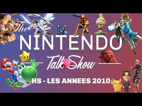 Nintendo Talk Show HS - Années 2010