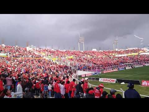 """""""Cienciano campeón ligue 2"""" Barra: Fvria Roja • Club: Cienciano"""