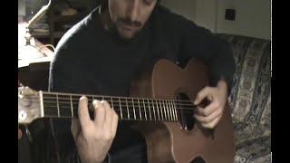 Branduardi's Medley (La favola degli aironi -  Il funerale) - Played for Fingerstyle Guitar