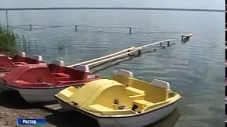 Озеро неро в ростове рыбалка зимой