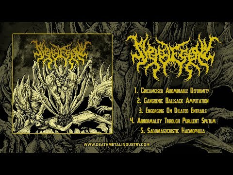 SYPHILECTOMY - Circumcised Abominable Deformity [Full Album Stream] Mp3