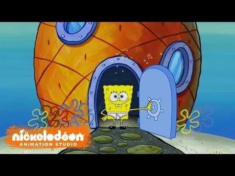 "Video trailer för ""SpongeBob SquarePants"" Theme Song (NEW HD)   Episode Opening Credits   Nick Animation"