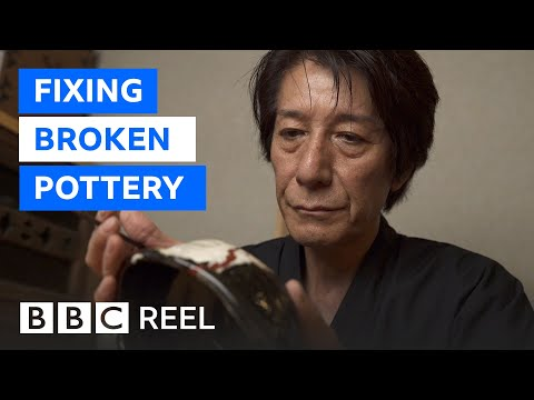 The Beautiful Japanese Art of Mending with Gold