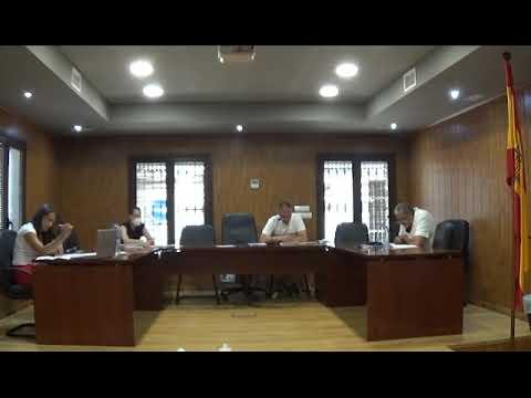 Pleno Ordinario 30/06/2020 - Ayuntamiento Cañete la Real