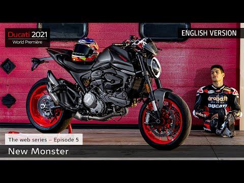 2022 Ducati Monster in Elk Grove, California - Video 3