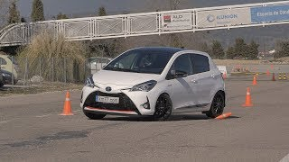 Vídeo | Toyota Yaris 100H GR-SPORT