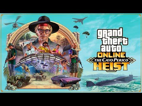Le Braquage de Cayo Perico de Grand Theft Auto V